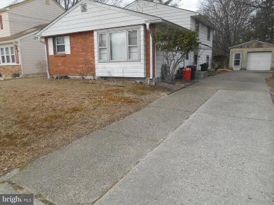 Lawnside Single Family Home For Sale: 173 La Pierre Avenue