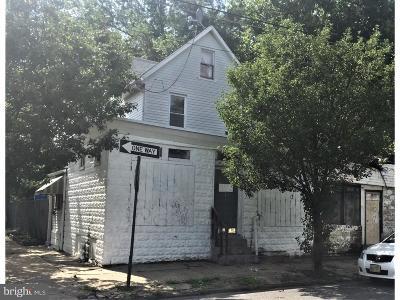 Camden Single Family Home For Sale: 101 N 22nd Street