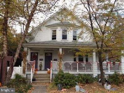 Pennsauken Multi Family Home For Sale: 5753 Rogers Avenue