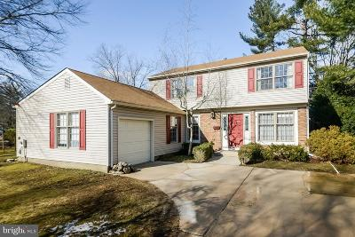 Haddonfield NJ Single Family Home For Sale: $235,000