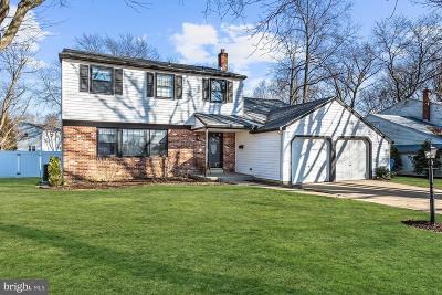 Cherry Hill Single Family Home For Sale: 113 Sandringham Road