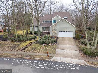Voorhees Single Family Home For Sale: 3 Callison Lane