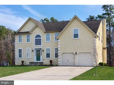 Sicklerville Single Family Home For Sale: 29 Beaver Dam Drive