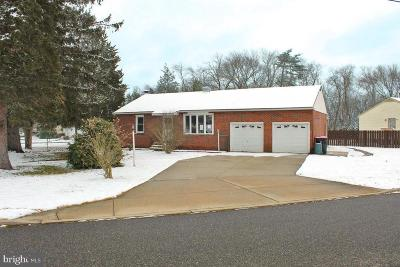Clementon Single Family Home For Sale: 146 Victor Avenue
