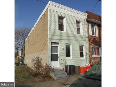 Camden Single Family Home For Sale: 435 S 4th Street