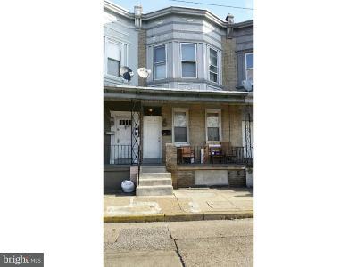 Camden Multi Family Home For Sale: 8 N 27th Street