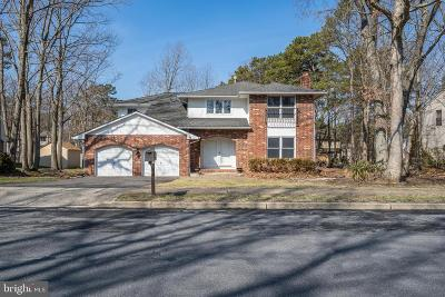 Voorhees Single Family Home For Sale: 68 Penn Road