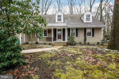 Cherry Hill Single Family Home Under Contract: 101 Bentwood Drive