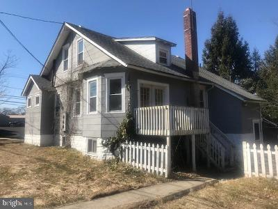 Oaklyn Multi Family Home Under Contract: 21 White Horse Pike