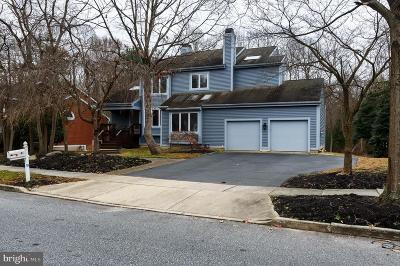 Voorhees Single Family Home For Sale: 43 Covington Lane