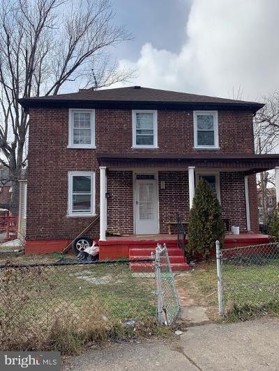 Camden Single Family Home For Sale: 1397 Roanoke