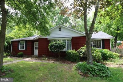 Voorhees Single Family Home For Sale: 1136 Kirkwood Gibbsboro Road