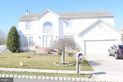 Sicklerville Single Family Home For Sale: 30 Waterview Drive