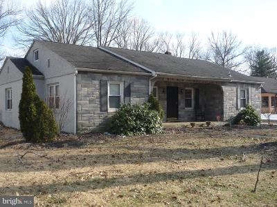 Cherry Hill Single Family Home For Sale: 635 Highland