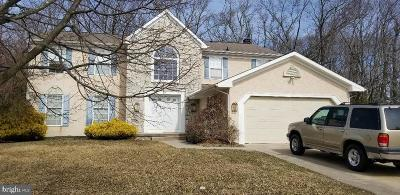 Sicklerville Single Family Home For Sale: 26 Whitall Drive