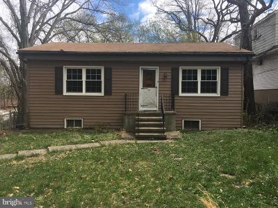 Runnemede Single Family Home For Sale: 420 High Street