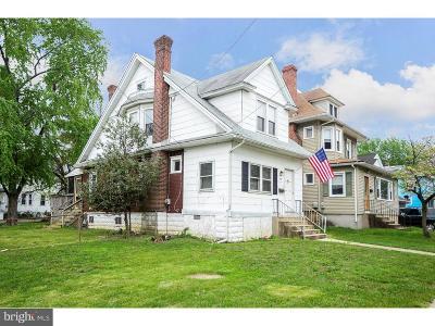 Oaklyn Single Family Home For Sale: 501 Newton Avenue