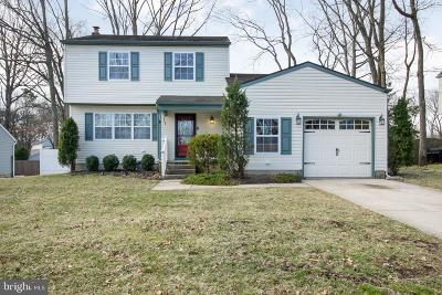 Sicklerville Single Family Home For Sale: 26 Sturbridge Drive