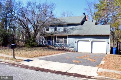 Voorhees Single Family Home For Sale: 37 Chatham Drive