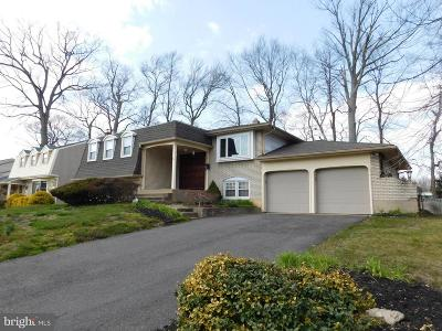 Cherry Hill Single Family Home For Sale: 1908 N Birchwood Park Dr N