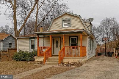 Lindenwold Single Family Home For Sale: 453 4th