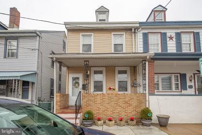Gloucester City Single Family Home For Sale: 234 Bergen Street