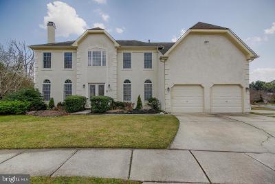Cherry Hill Single Family Home For Sale: 138 Renaissance