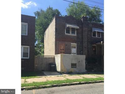 Camden Single Family Home For Sale: 1310 Dayton Street