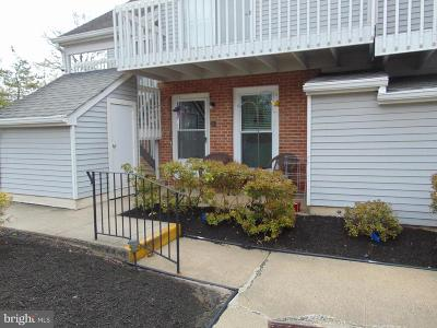 Cherry Hill Condo For Sale: 502 Park Place