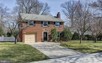 Cherry Hill Single Family Home For Sale: 43 Harding