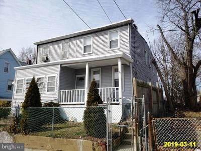 Camden Single Family Home For Sale: 2727 High