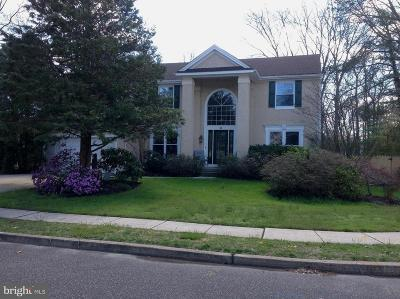 Sicklerville Single Family Home For Sale: 3 Yardley Court