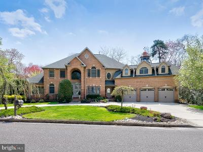 Voorhees Single Family Home For Sale: 12 Hidden Acres Drive