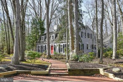 Cherry Hill Single Family Home For Sale: 35 Coopers Run