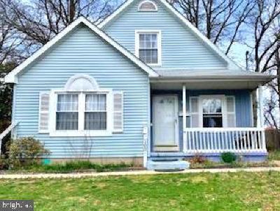 Mount Ephraim Single Family Home For Sale: 100 Grandview Avenue