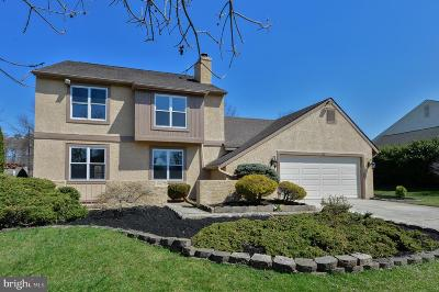 Cherry Hill Single Family Home For Sale: 16 Fairhaven Court