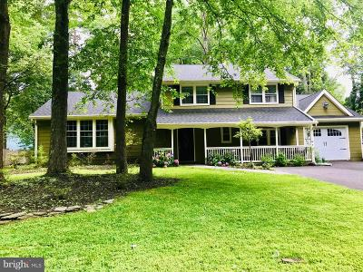 Cherry Hill Single Family Home For Sale: 50 Partridge Lane