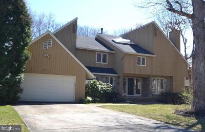 Voorhees Single Family Home For Sale: 47 Covington Lane