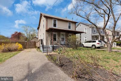Voorhees Single Family Home For Sale: 116 Middlesex Avenue