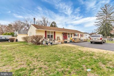 Laurel Single Family Home For Sale: 1018 Chews Landing Road
