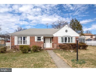 Mount Ephraim Single Family Home For Sale: 210 Nicholson Road