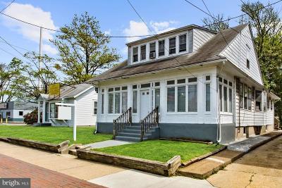 Pennsauken Multi Family Home For Sale: 4616 Westfield