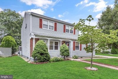 Pennsauken Single Family Home For Sale: 2636 Gladwyn Avenue