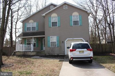 Berlin NJ Single Family Home For Sale: $219,900