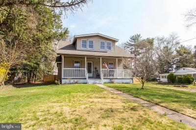 Clementon Single Family Home For Sale: 157 Ohio Avenue