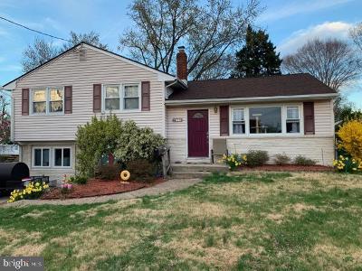 Somerdale Single Family Home For Sale: 29 Tilford Road