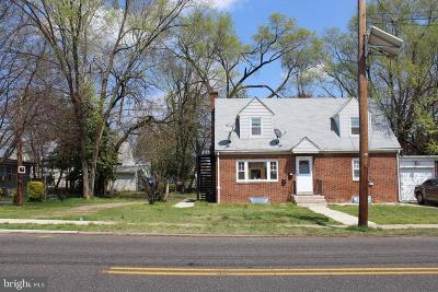 Pennsauken Single Family Home For Sale: 2202 Cove Rd