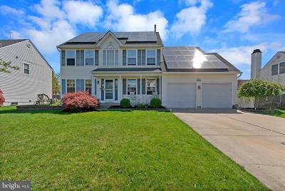 Sicklerville Single Family Home For Sale: 29 Glen Burnie Drive