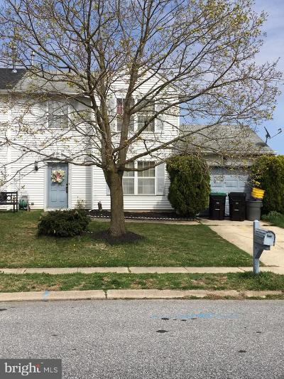 Sicklerville Single Family Home For Sale: 22 Old Orchard Drive