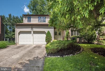 Cherry Hill Single Family Home For Sale: 1821 Russett Drive Russett